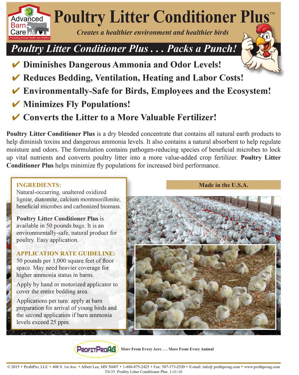 TS-33_Poultry-Litter-Conditioner-Plus
